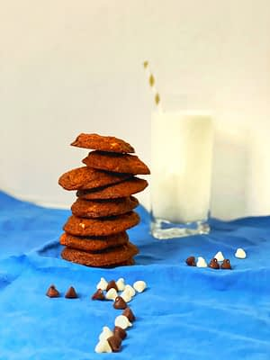 Chocolate Explosion Cookies