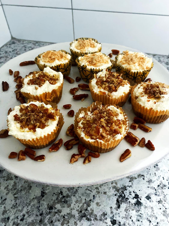 Mini No-Bake Cheesecakes