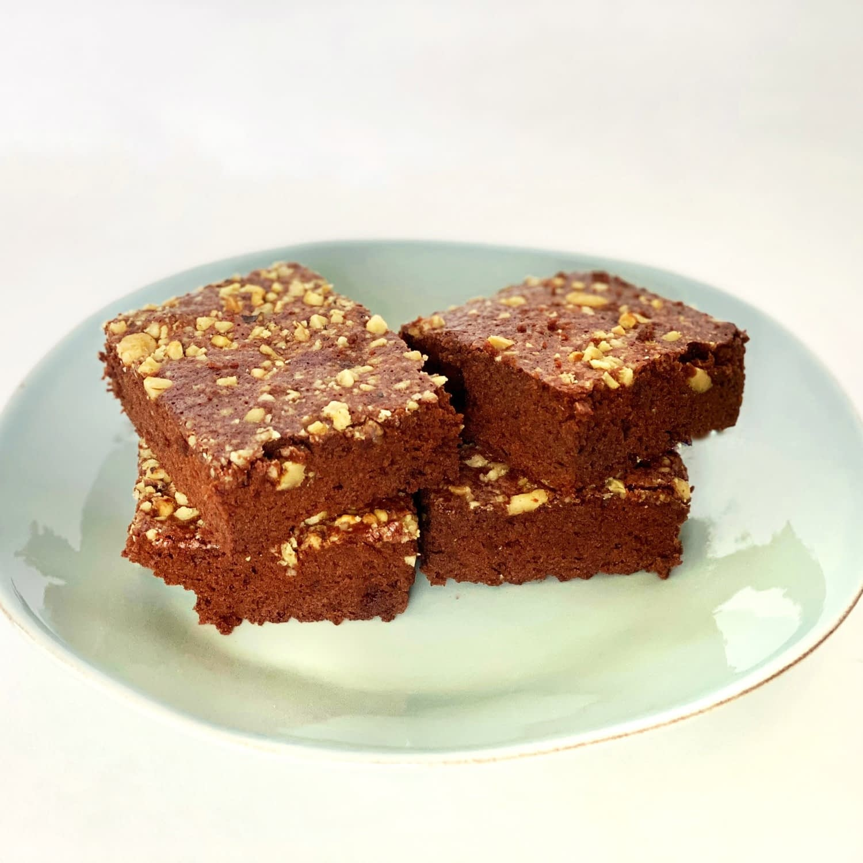One Bowl Parve Brownies (Dairy-Free)